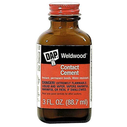 DAP Weldwood 3 Oz. Liquid Contact Cement