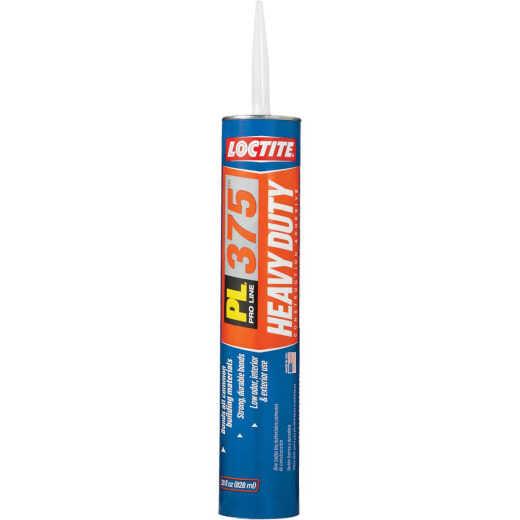 LOCTITE PL 375 28 Oz. Heavy Duty Construction Adhesive