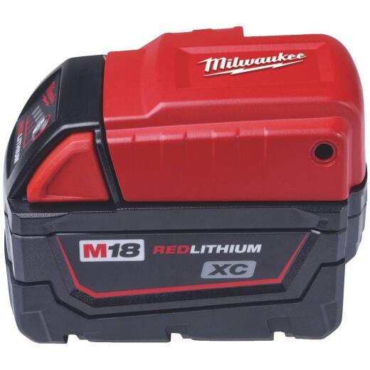 Milwaukee M18 XC 18 Volt Lithium-Ion USB Power Source