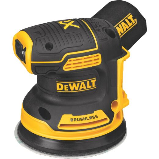 DeWalt 20 Volt MAX XR Lithium-Ion 5 In. Brushless Random Orbit Cordless Finish Sander (Bare Tool)