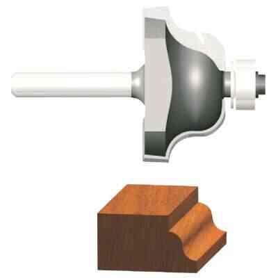 Vermont American Roman Carbide Tip 5/32 In. Ogee Bit