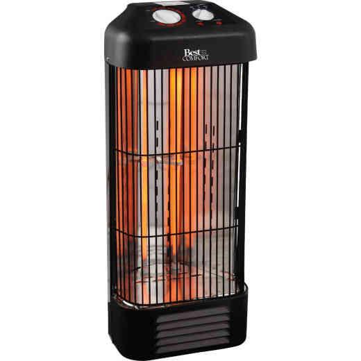 Best Comfort 1500-Watt 120-Volt Vertical Quartz Heater