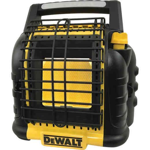 DeWalt 12,000 BTU Radiant Cordless Propane Heater