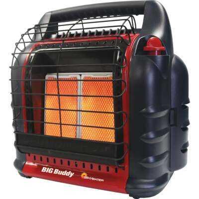 MR. HEATER 18,000 BTU Radiant Big Buddy Propane Heater