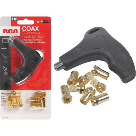 Coax Tools