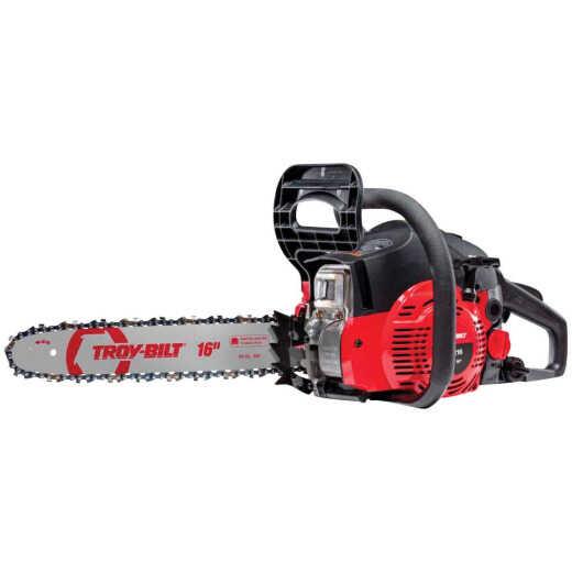 Troy-Bilt TB4216 42cc 2-Cycle 16 In. Gas Chainsaw