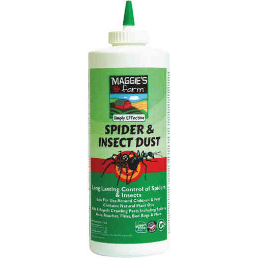 Maggie's Farm 7 Oz. Ready To Use Powder Spider & Insect Killer