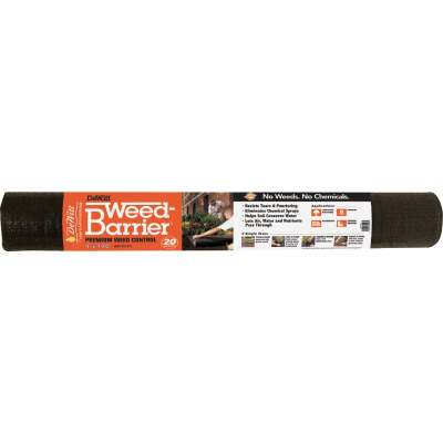 DeWitt Premium Weed Control 4 Ft. W. x 100 Ft. L. Polyester 20-Year Landscape Fabric