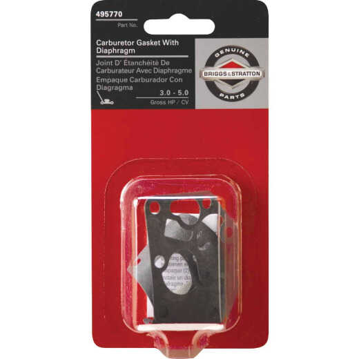 Briggs & Stratton 795083 Carburetor Gasket With Diaphragm